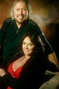 Linda Gray Barry Gibb and Linda Ann Gray