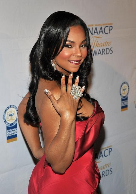 Ashanti Douglas - 20 Annual NAACP Theatre Awards In L.A. - August 30, 2010