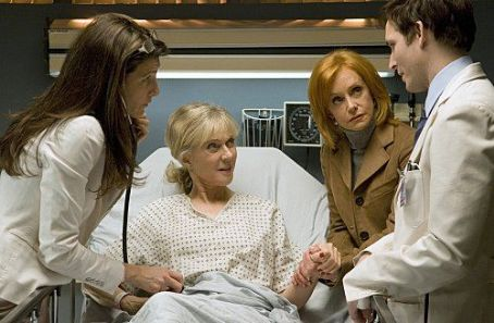 Eve Best Nurse Jackie (2009)