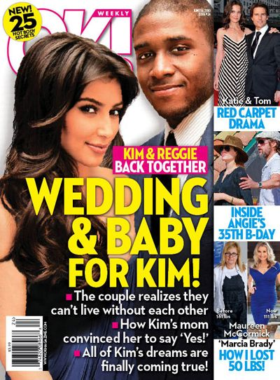 Reggie Bush - OK! Magazine [United States] (14 June 2010)