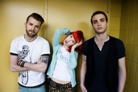 Hayley Williams - Taylor York