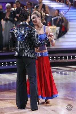 Natalie Coughlin - Dancing with the Stars (2005)