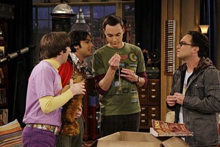 Jim Parsons - The Big Bang Theory (2007)