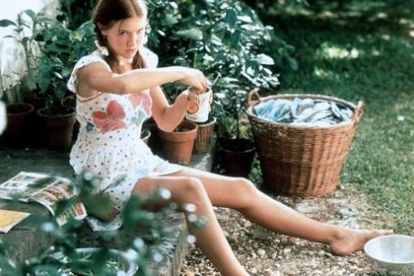 Dominique Swain in Lolita (1997)