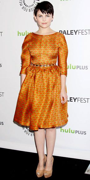 Ginnifer Goodwin at the Paley Center For Media's PaleyFest