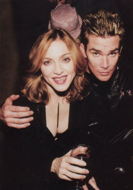 Mark McGrath Madonna Ciccone and