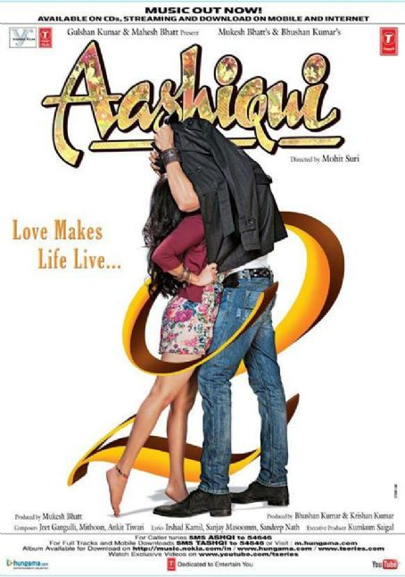 Aditya Roy Kapoor Latest new posters of Aashiqui 2 Movie