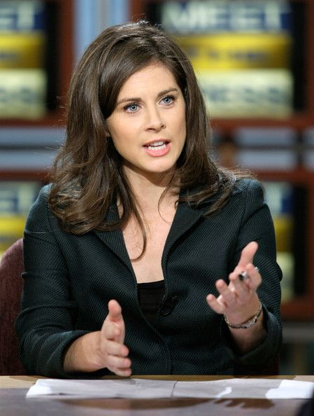 "Erin Burnett - Erin on ""Meet The Press"""
