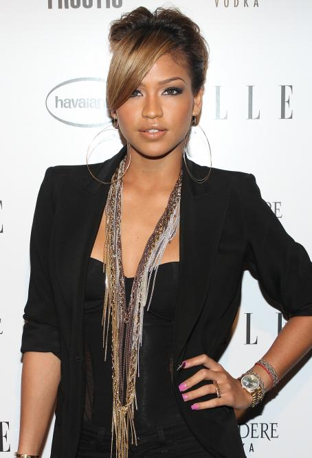 Cassie Ventura - Cassie - ELLE's Inaugural Event Celebrating The July Women In Music Issue - June 9, 2010