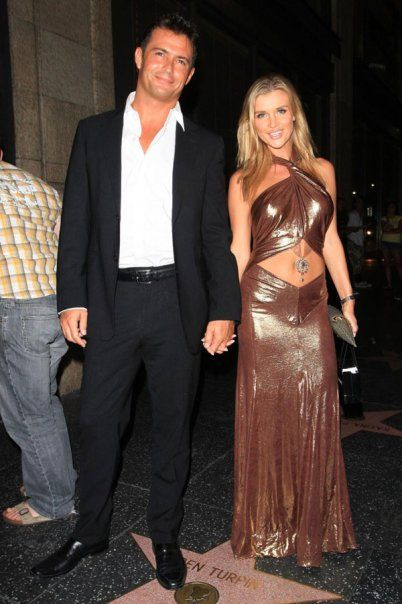 Romain Zago Joanna Krupa and