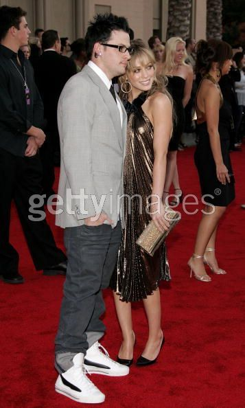 Hilary Duff and Joel Madden - red carpet and some more stuff like that