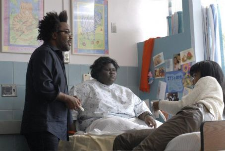 Gabourey Sidibe Precious: Based on the Novel Push by Sapphire Photo Gallery