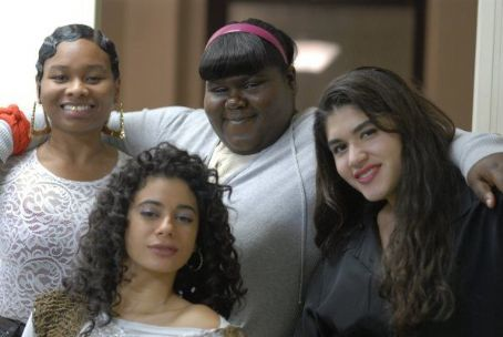 Gabourey Sidibe Precious: Based on the Novel Push by Sapphire (2009)