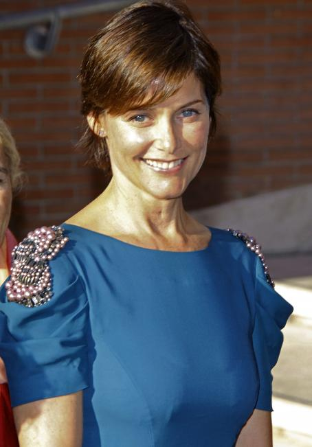 "Carey Lowell - ""Hachiko: A Dog's Story"" Premiere At The 4 Rome International Film Festival, Rome - 16.10.2009"