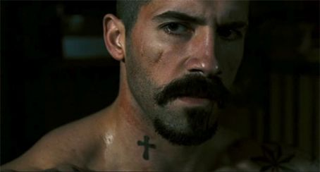 Scott Adkins Undisputed 2 - 2006 movie shots