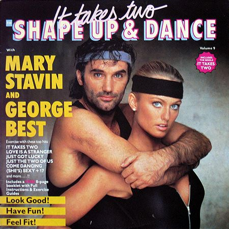Mary Stavin George Best and