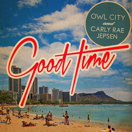 New Song: Owl City And Carly Rae Jepsen, 'Good Time'
