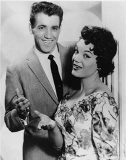 Jimmie Rodgers and Connie Francis 1959