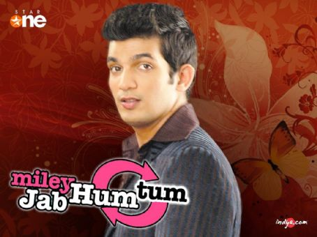 Arjun Bijlani Miley Jab Hum Tum Star One Show Wallpapers