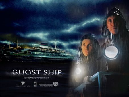Ghost Ship Warner Brothers'  - 2002