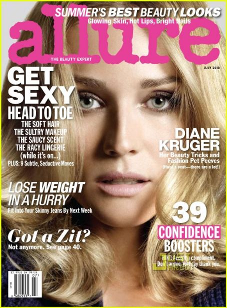 Diane Kruger - Allure Magazine [United States] (July 2010)