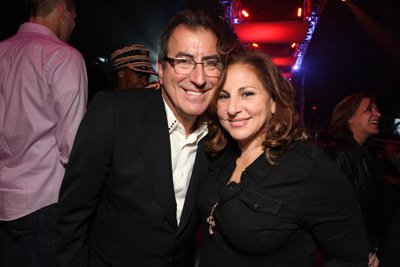 Kenny Ortega Columbia Pictures Premiere Of Michael Jackson's