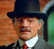 Terry Kiser Terry as H.G. Wells