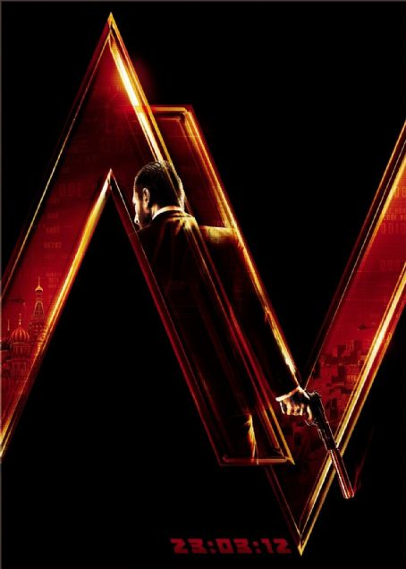 Latest Agent Vinod 2012 Movie Posters Starring Saif Ali Khan And Kareena Kapoor