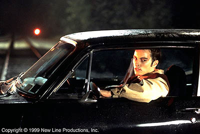 Final Destination Kerr Smith in New Line's  - 2000