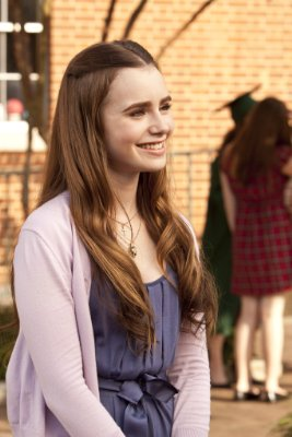 Lily Collins The Blind Side (2009)