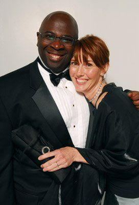 Gary Anthony Williams and Jill Talley