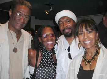 Paul Benjamin , Barbara Alston, J.D. Hall and Sheila Frazier
