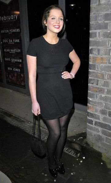 Helen Flanagan Celebs At The VIP Launch Of The Liverpool Fashion Week 2009