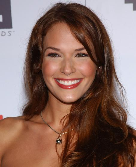 "Amanda Righetti - ""Scarface: The World Is Yours"" E3 Party At Vanguard On May 10, 2006 In Hollywood, California"