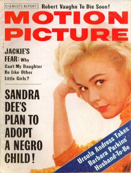 Sandra Dee - Motion Picture Magazine [United States] (April 1966)