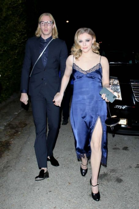 Chloe Grace Moretz – 2020 Pre Oscar party in Beverly Hills