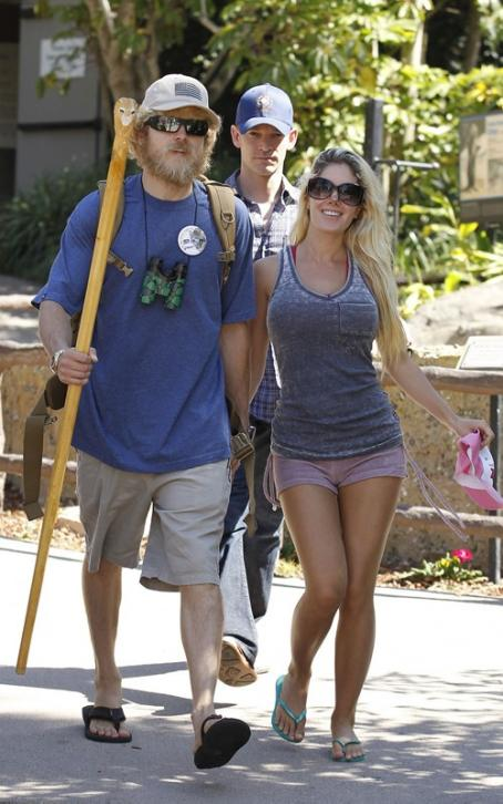 Spencer Pratt and Heidi Montag - Heidi Montag - With The Spencer Pratt At The Santa Barbara Zoo - Sep 15, 2010