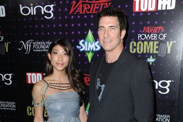 Dylan McDermott - Event Photo Dylan Mcdermott & Shasi Wells