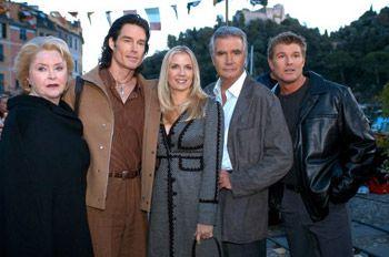 John McCook Winsor, John, Katherine, Ronn and Susan