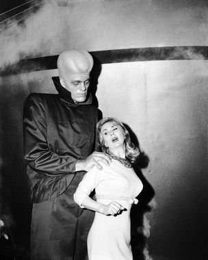 Susan Cummings  & Richard Kiel On The Twilight Zone
