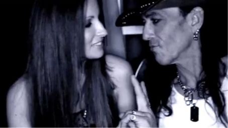Stephen Pearcy  and Melissa Pearcy