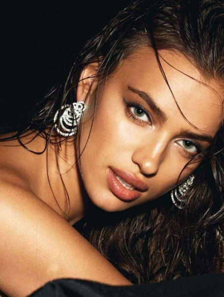 She's an unstoppable force in the modeling industry, and Irina Shayk scored the cover spot on GQ Germany's July 2012 issue