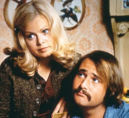 Sally Struthers and Rob Reiner