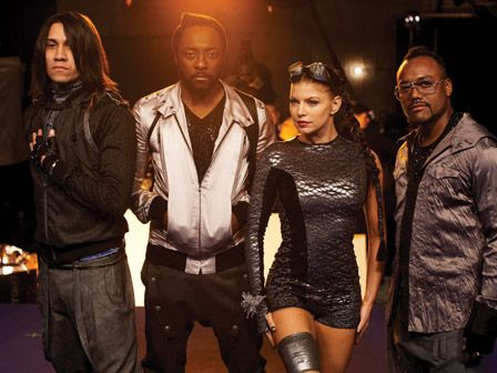 Taboo - Black Eyed Peas Promotional Photo