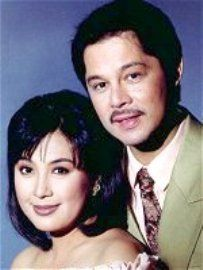 Christopher De Leon and Sharon Cuneta