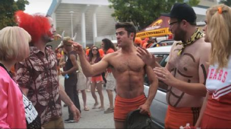 Zac Efron - Neighbors 2: Sorority Rising