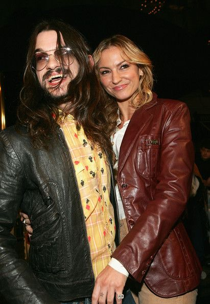 Shooter Jennings Drea de Matteo and