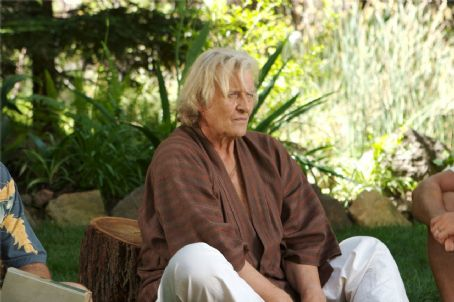 Happiness Runs Rutger Hauer star as Insley in Adam Sherman drama ''