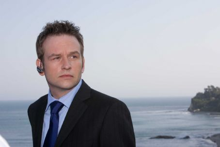 Dallas Roberts  as Patrick in SHRINK, directed by Jonas Pate. Photo Credit: Jihan Abdalla.