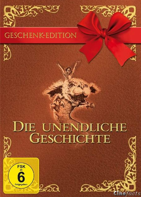 The NeverEnding Story new dvd cover from Germany